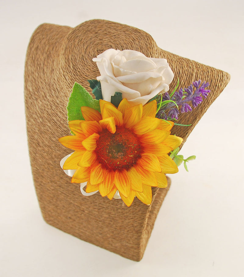 Golden Sunflower & Mocha Rose Zoe Wedding Package