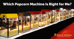 Which Popcorn Machine Is Right for Me?
