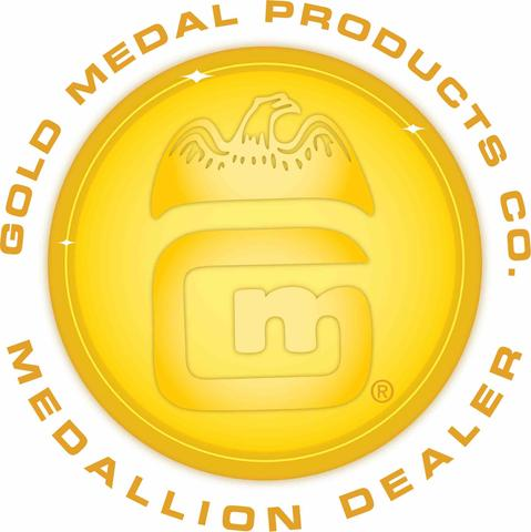 GOLD MEDAL PRODUCTS CO. MEDALLION DEALER POPPA CORN