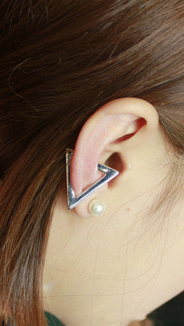 Star/Triangle Orbital Ear Cuffs