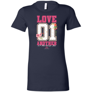 Love 01 Another Bella+Canvas T-Shirt