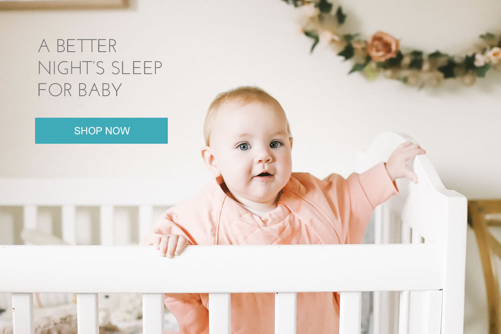 Award winning Winter sleep sacks and sleep solutions for baby