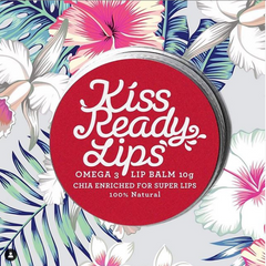 Kiss Ready Lips Chia Oil Lip Balm