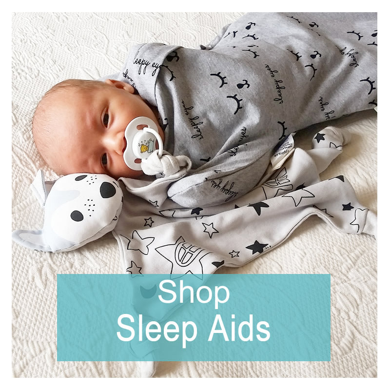 The Kippins organic baby comforters help babies feel secure and gives comfort.