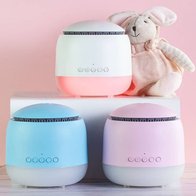 Aroma Snooze Cool Mist Humidifier/ Diffuser