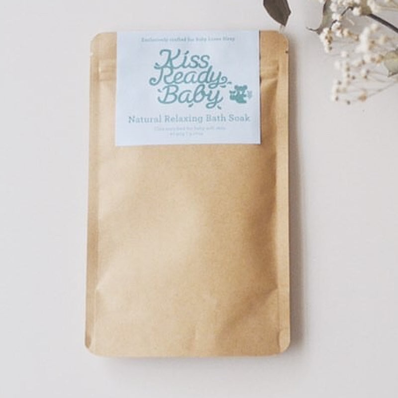Baby Relaxing Bath Soak (90g)