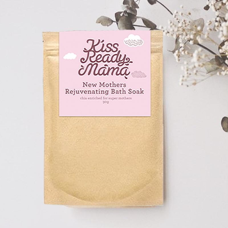 FOR MOM: Mama Rejuvenating Bath Soak (90g)