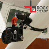 Rock Steady Strut/Skid GoPro Ball Mount & Steel Strap