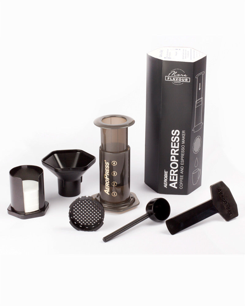 WAKE UP.BREW  - Aeropress coffee maker