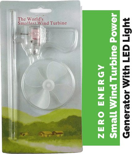 Mini Wind Turbine Generator