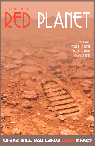 red-planet-poster