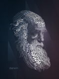 darwin-typography-poster