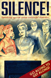 silence-go-along-to-get-along-poster