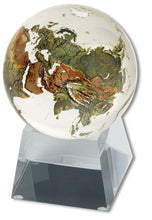 "Load image into Gallery viewer, Stunning 3"" Crystal Globe"