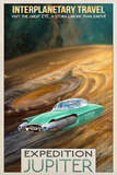 SKU: VIPERJUPITER Expedition Jupiter Space Poster