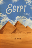 SKU: EGYPT Egypt Travel Poster