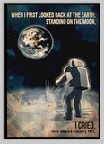 SKU: ALAN Alan Shepard Moon Walk Space Poster