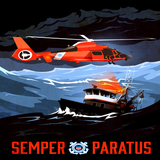 Coast Guard Rescue Memorable Art (Canvas Edition - Limited To 21)