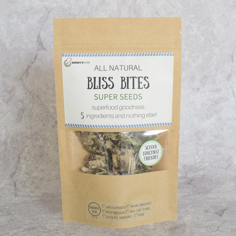 Bliss Bites – Super Seeds