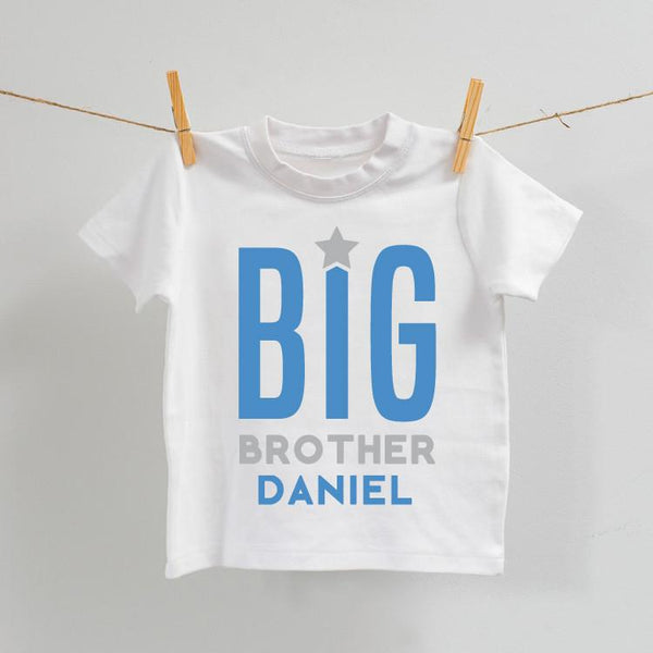 Big Brother Personalised T-Shirt