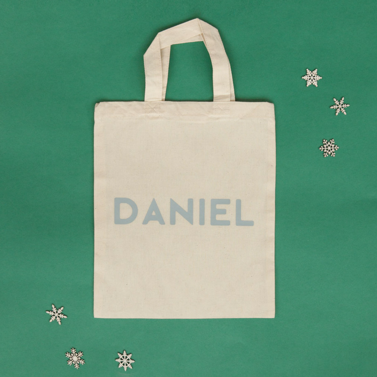 Beautiful Personalised Gift Bag