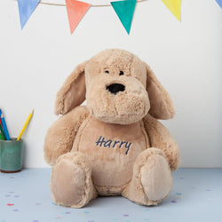 Personalised Large Cuddly Dog!