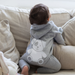 Hooded Onesie with Bear or Bunny!