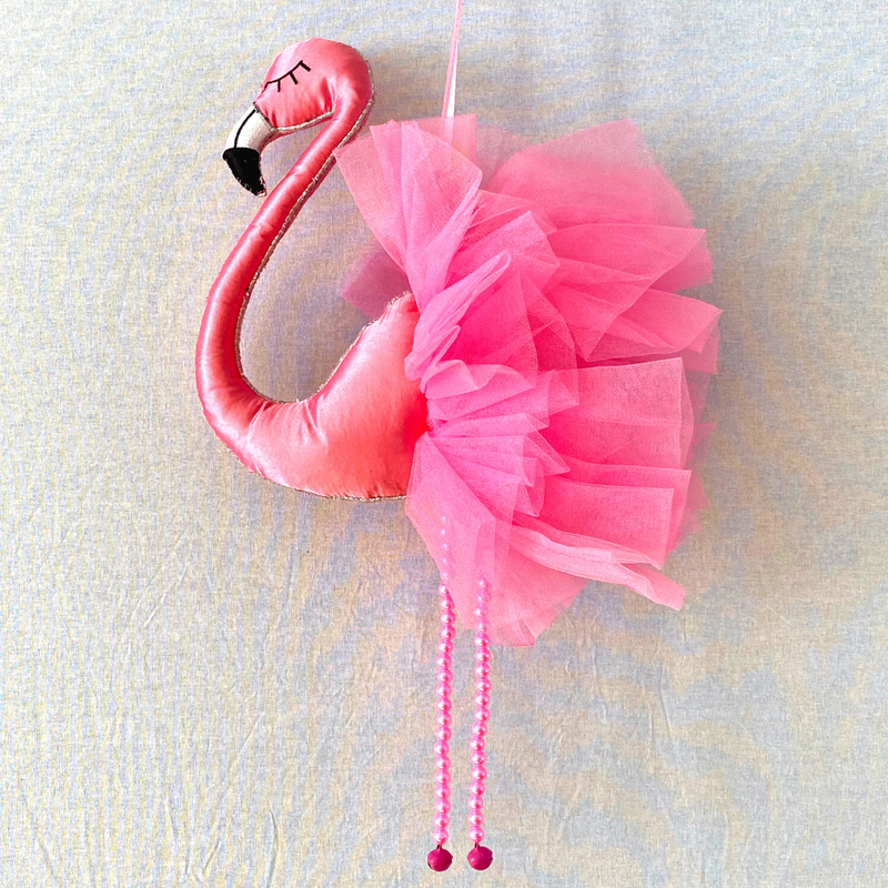 Large Flamingo Gorgeous for Room Decoration!!