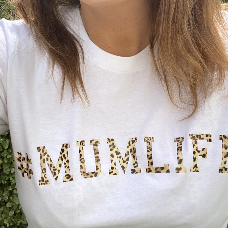 #Mumlife T-shirt