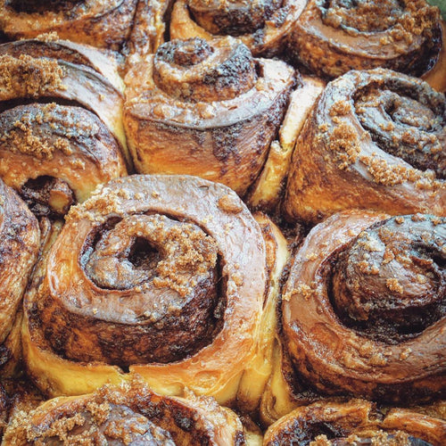 Cinnamon buns - Friday Delivery