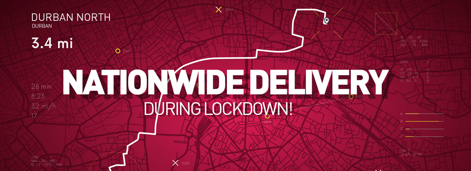 nationwide delivery during lockdown