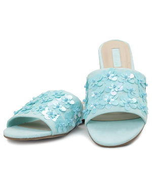Casual Sandals - Blue
