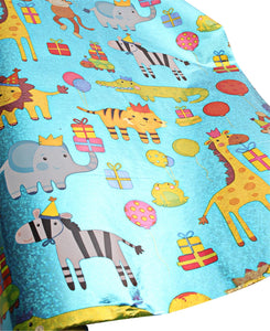 Marlin 1MX700MM Gift Wrap - Turquoise