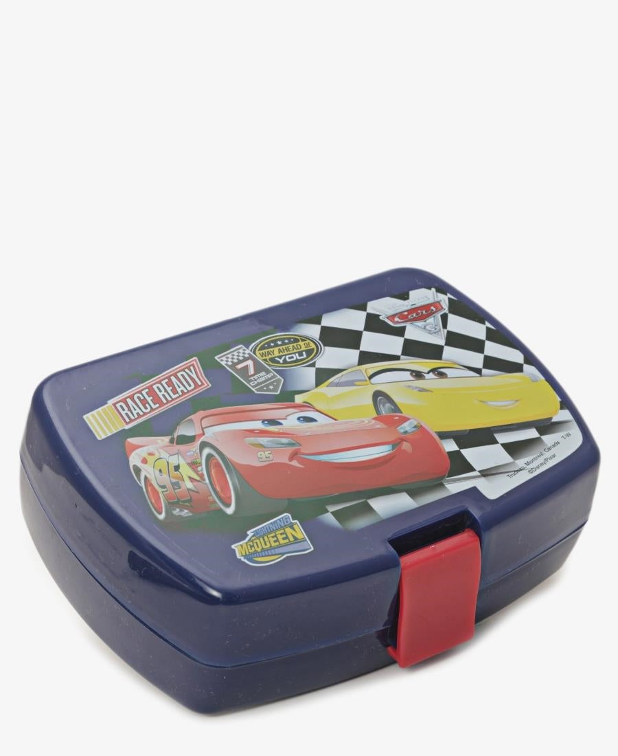 Cars 3 Fast Friends Lunch Box - Navy