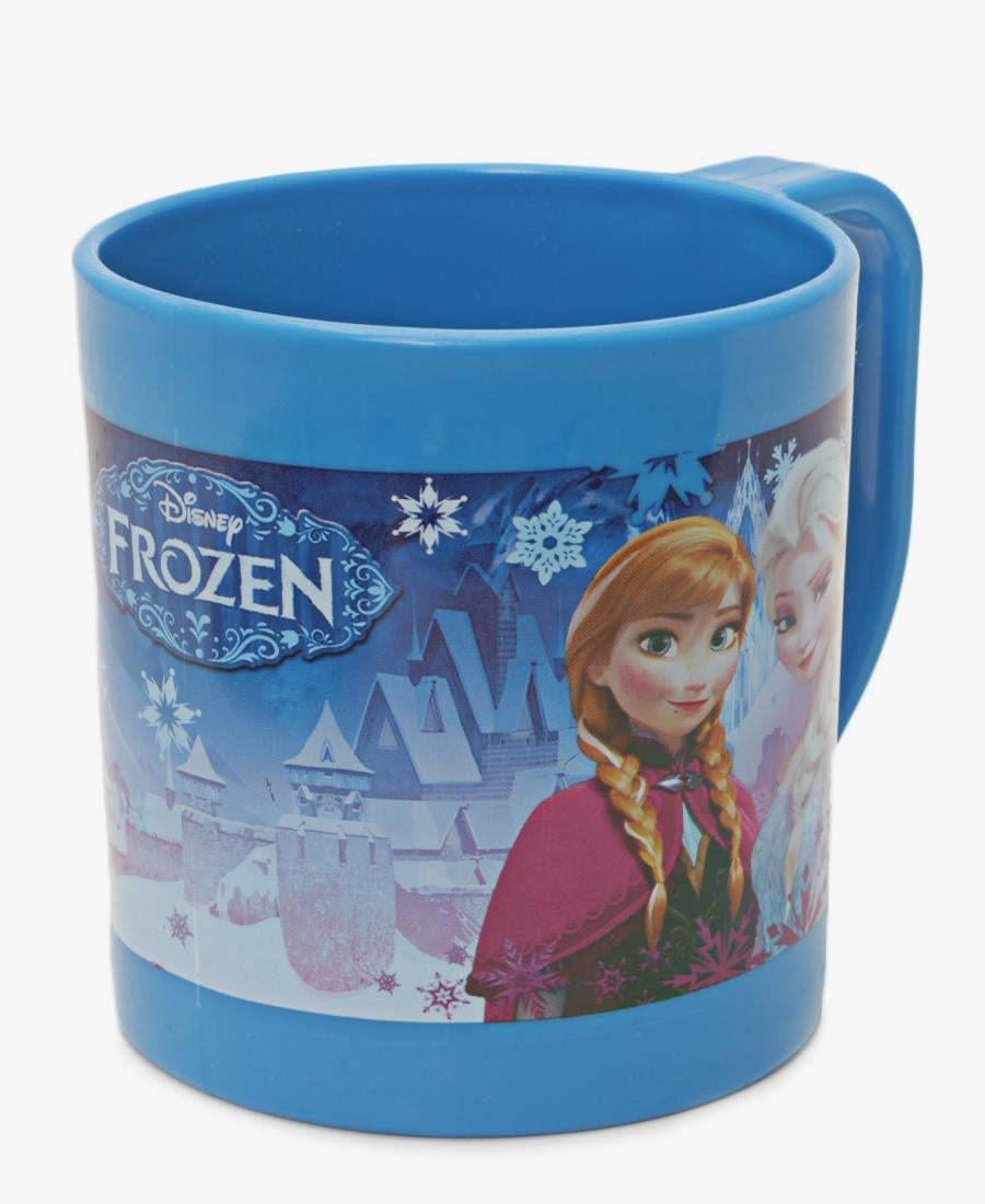 Frozen Snow Mug - Blue