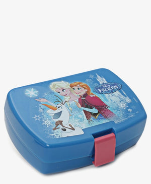 Frozen Snow Lunch Box - Blue