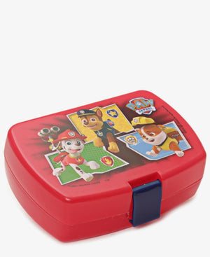 Paw Patrol Lunch Box - Red