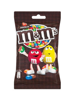 M&M's Chocolate 100g - Choc