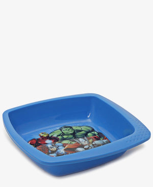 Avengers Mighty Square Bowl - Blue
