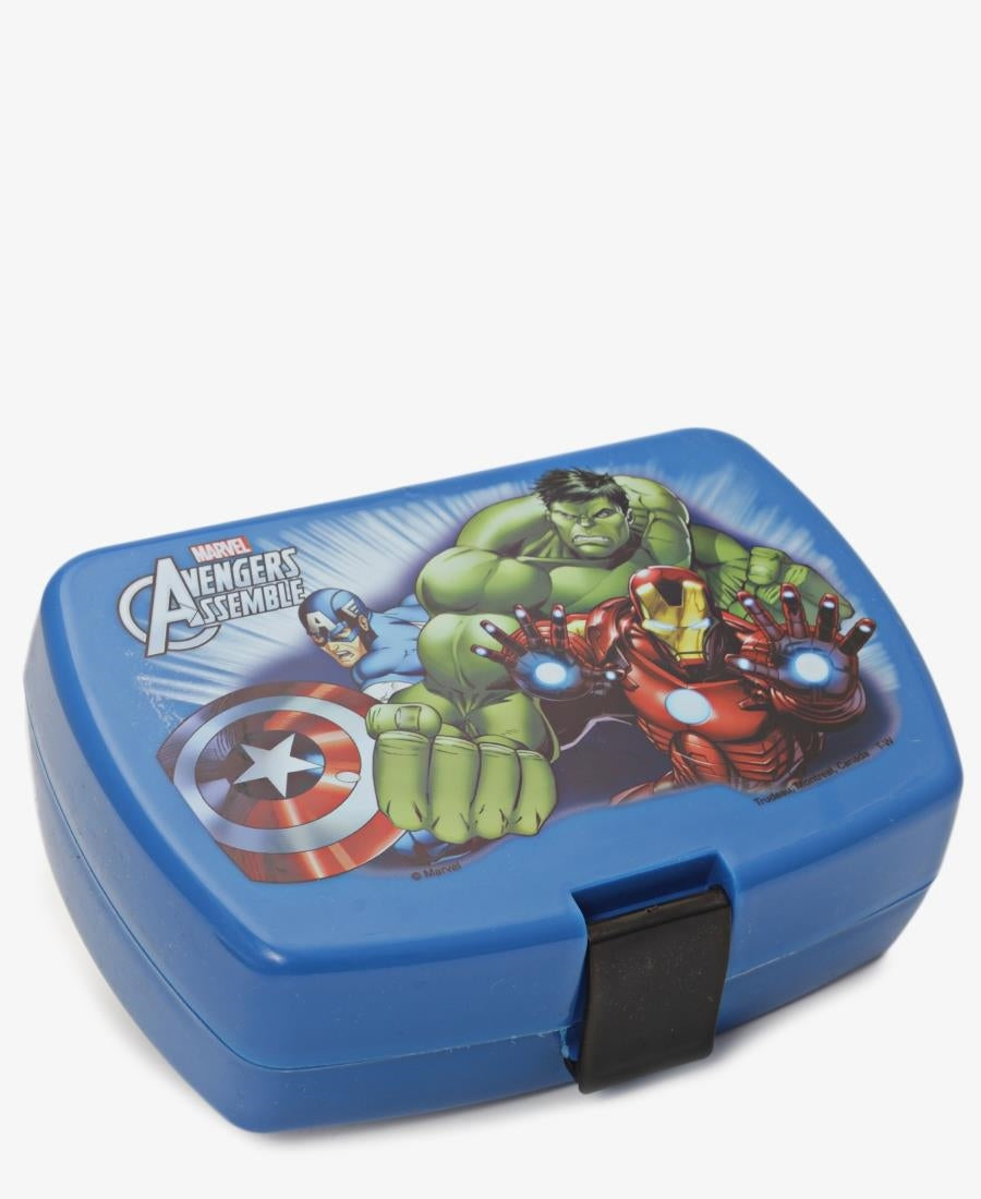 Avengers Mighty Lunch Box - Blue