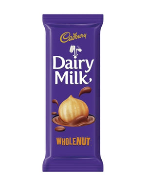Cadbury Slab Whole Nut 80g - Purple