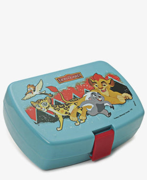 Lion Guard Lunch Box - Light Blue