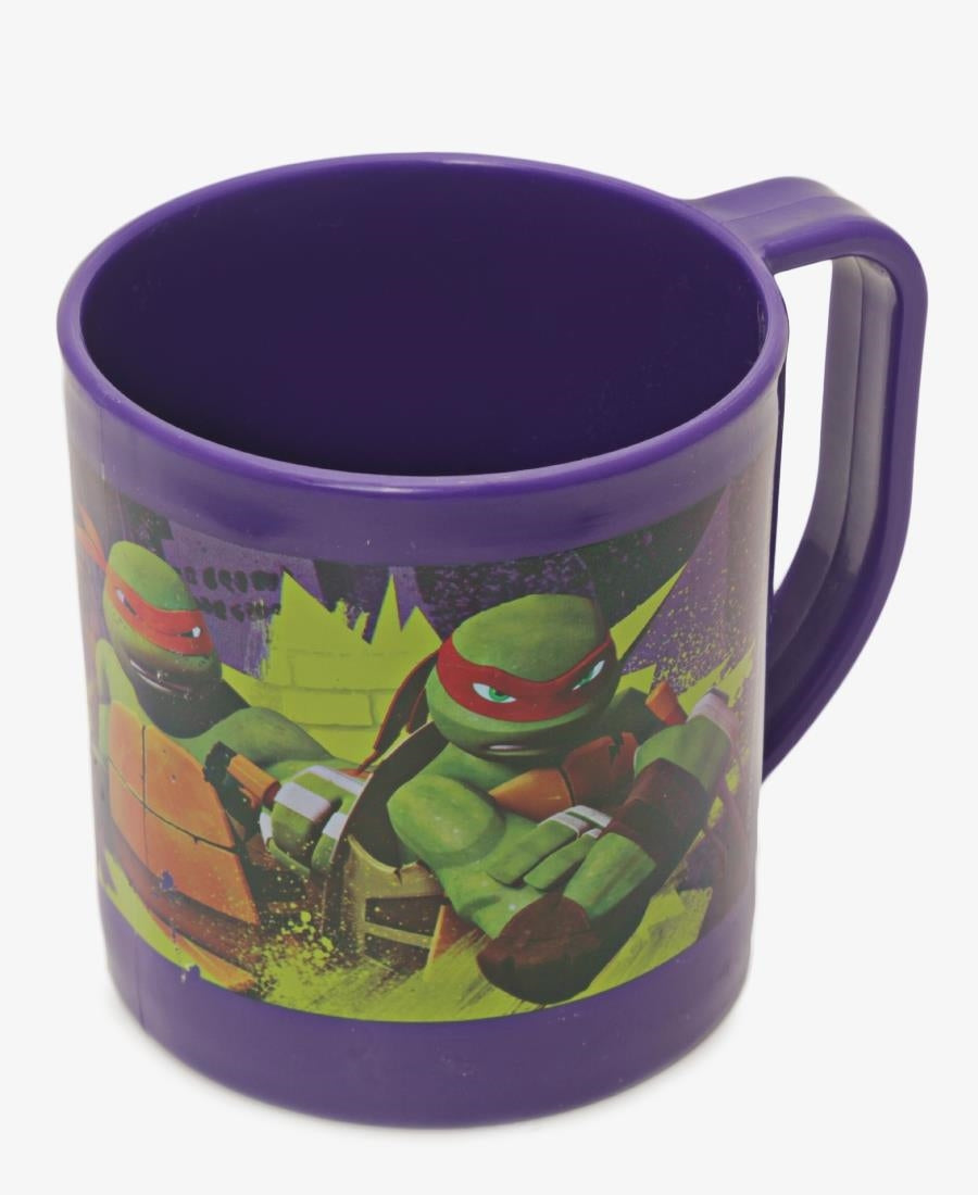 Tmnt Fighters Mug - Purple