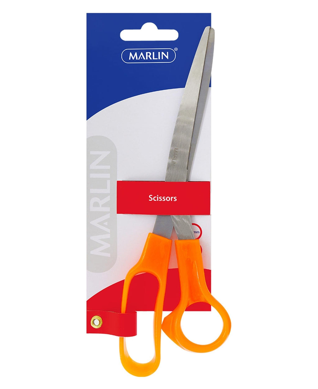 Marlin 210MM Handle Scissors - Orange