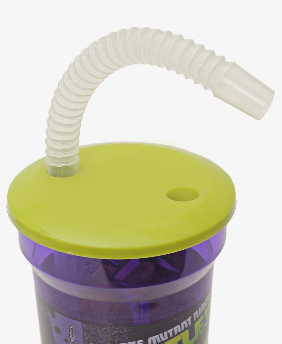 Tmnt Fighters Bottle - Purple