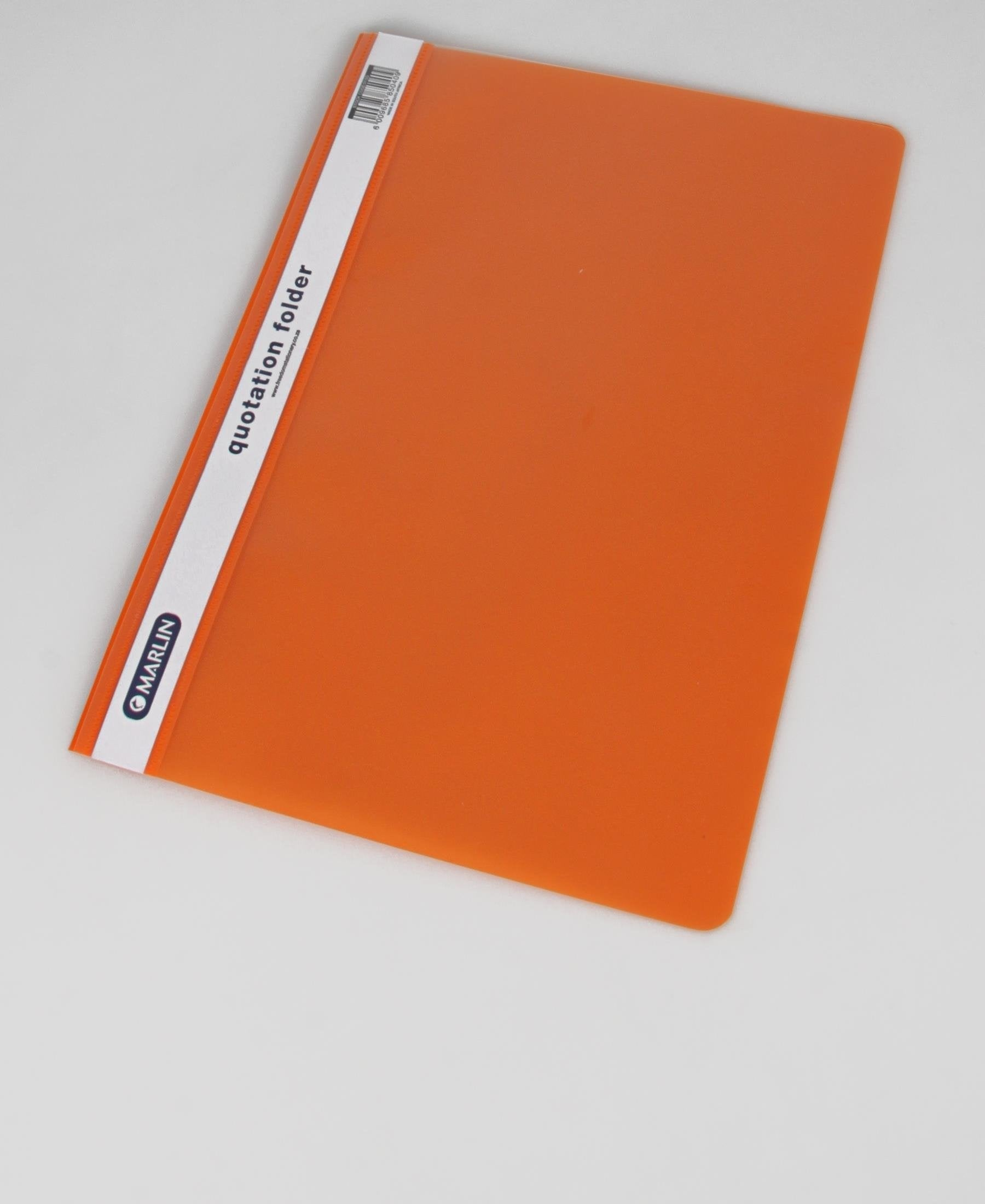 Marlin Quotation Folder - Orange