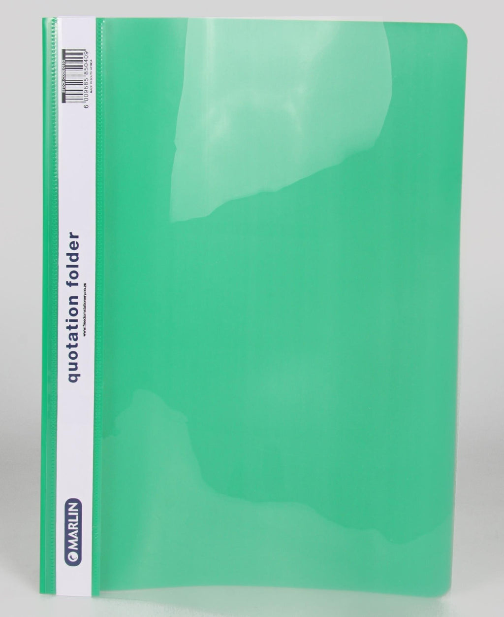 Marlin Quotation Folder - Green
