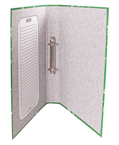 Marlin Ring Binder File - Green
