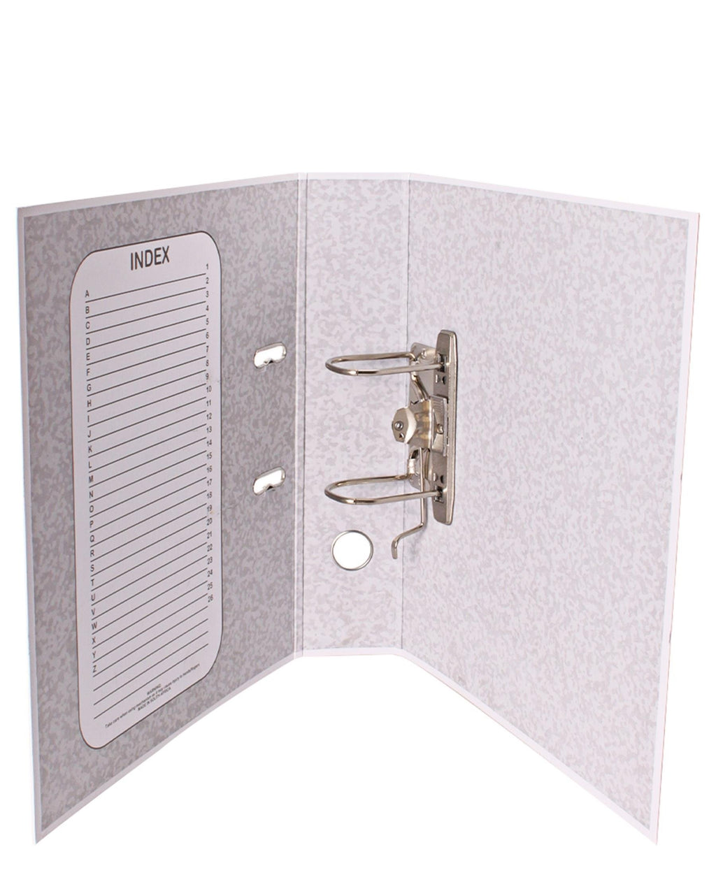 Marlin Lever Arch File - White