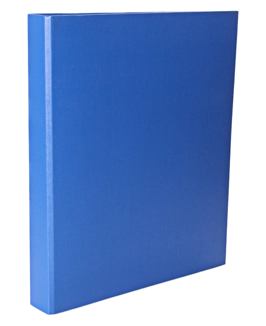 Marlin PVC Ring Binder File  - Blue